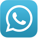 blue whatsapp apk