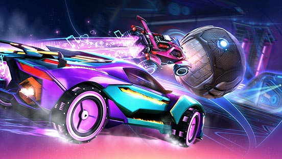 rocket league apk